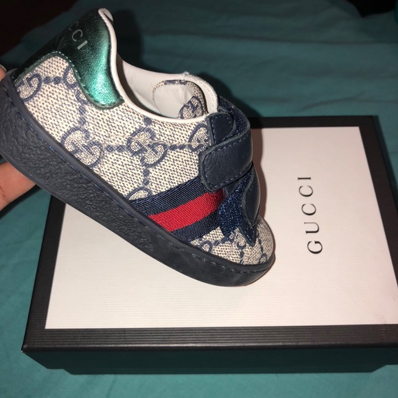 Gucci Shoes | Toddler Ace Gg Supreme